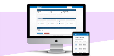 Purchase Order Portal